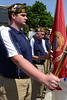 Memorial Day - Naperville, Illinois - May 30, 2016 - The Memorial Day ceremonies and parade.