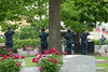 Memorial Day - Flag Placing Ceremony - Naperville City Cemetery - 705 South Washington Street, Naperville, Illinois - May 28, 2016