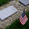 Memorial Day - Flag Placing Ceremony - St. Scholastica's Cemetery - 1910 Maple, Lisle, Illinois - May 25, 2017