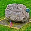 Memorial Day - Flag Placing Ceremony - Wheatland Township Cemetery - 22545 W. 104th Street, Naperville, Illinois - May 25, 2017