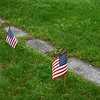 Memorial Day - Flag Placing Ceremony - St. Procopius Abbey Cemetery - 5601 College Road, Lisle, Illinois - May 25, 2017