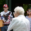 Memorial Day - Tabor Hills Ceremony - May 26, 2017