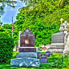 Memorial Day - Flag Placing Ceremony - St. Peter & Paul Cemetery - N. Columbia Street and E. North Avenue, Naperville, Illinois - May 26, 2017