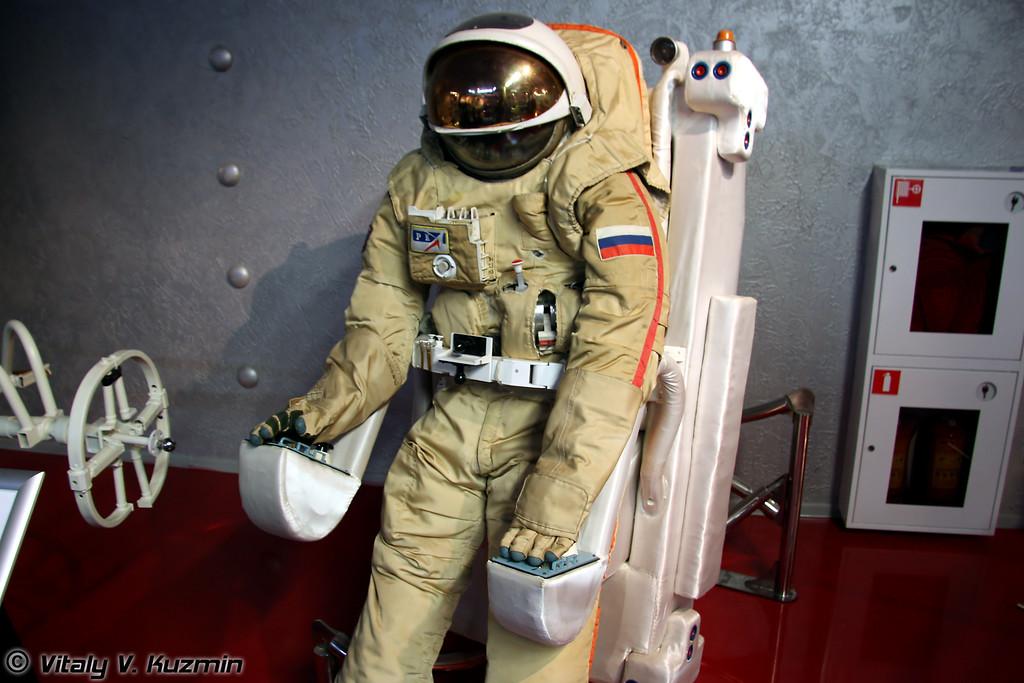 Средство перемещения космонавтов в открытом космосе СПК (Open space moving device)