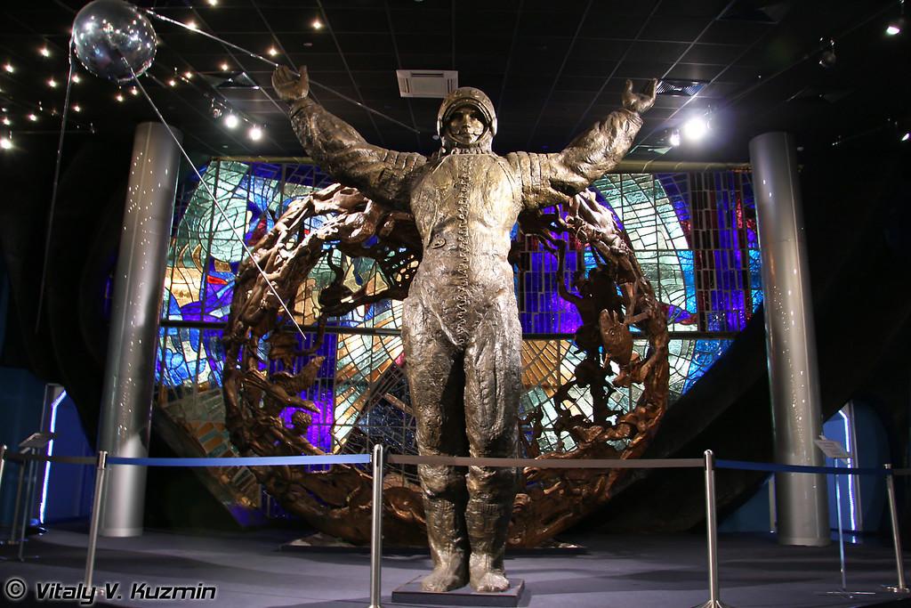 Мемориальный музей космонавтики (Memorial Museum of Cosmonautics)