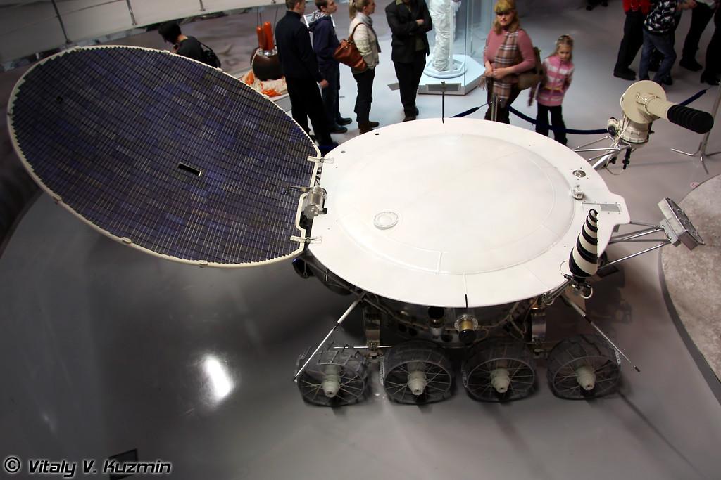 Луноход-1 (Lunokhod-1)
