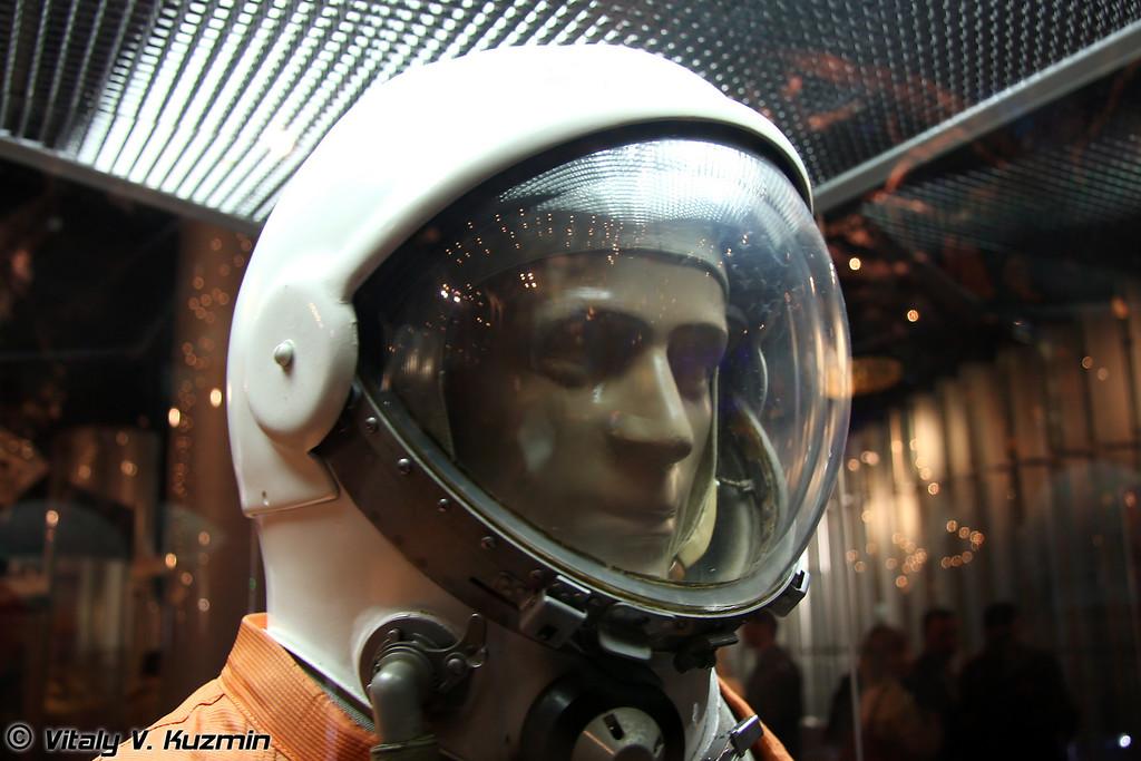 Шлем скафандра СК-1 (SK-1 spacesuit helmet)