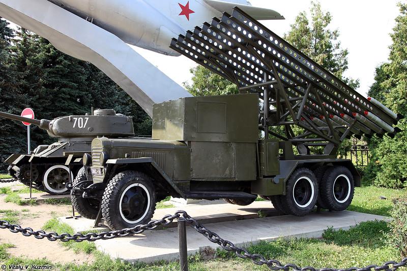 БМ-13 (BM-13)