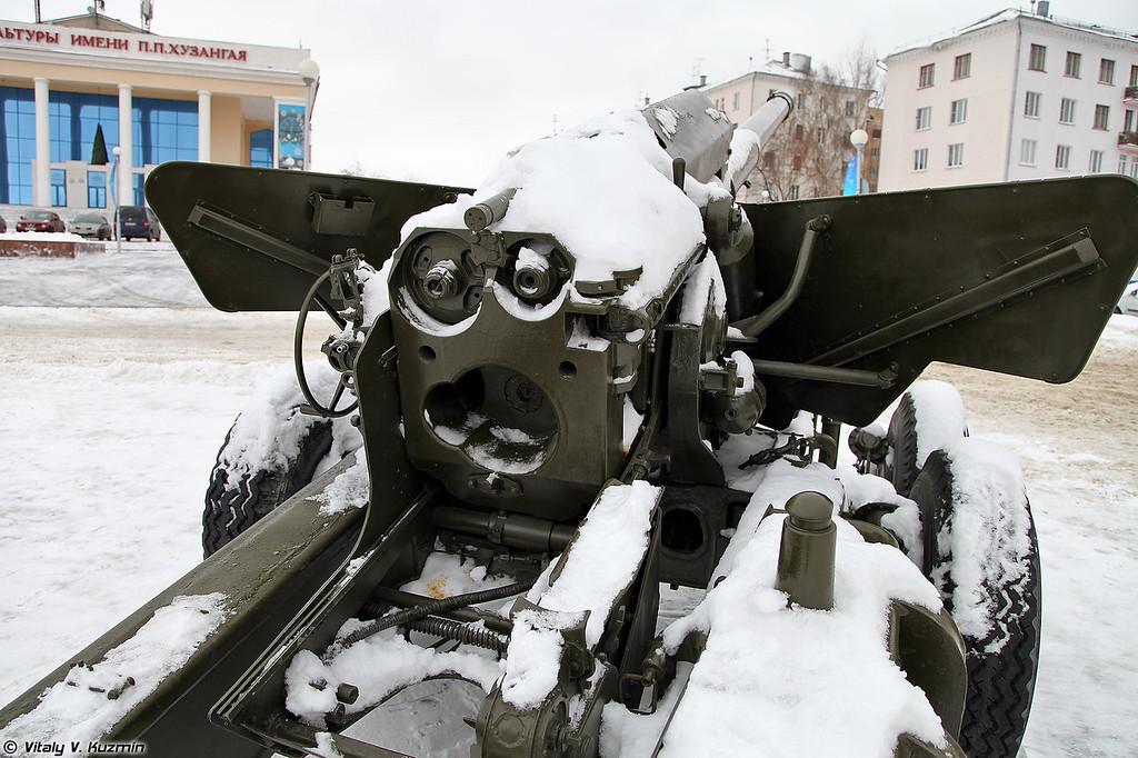 152-мм пушка 2А36 Гиацинт-Б (152mm 2A36 Giatsint-B gun)