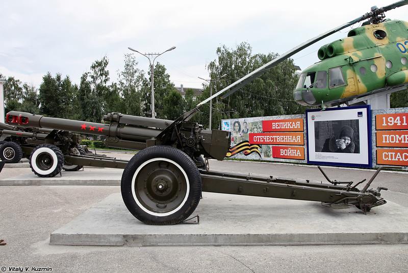 152-мм гаубица Д-1 обр.1943 года (152mm howitzer D-1 M1943)