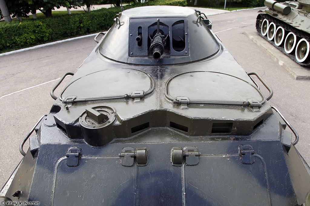 БТР-60ПБ (BTR-60PB)