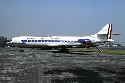 Fuerza Aerea Mexicana Sud Aviation SE.210 Caravelle 10R 10507 (msn 232) MEX (Christian Volpati). Image: 950858.