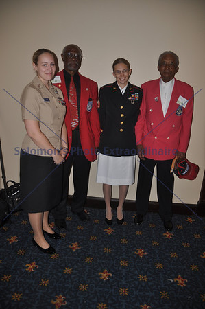 Tuskegee Airman Honored 7.11.12