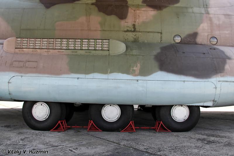 Шасси Ан-22 (An-22 main landing gears)