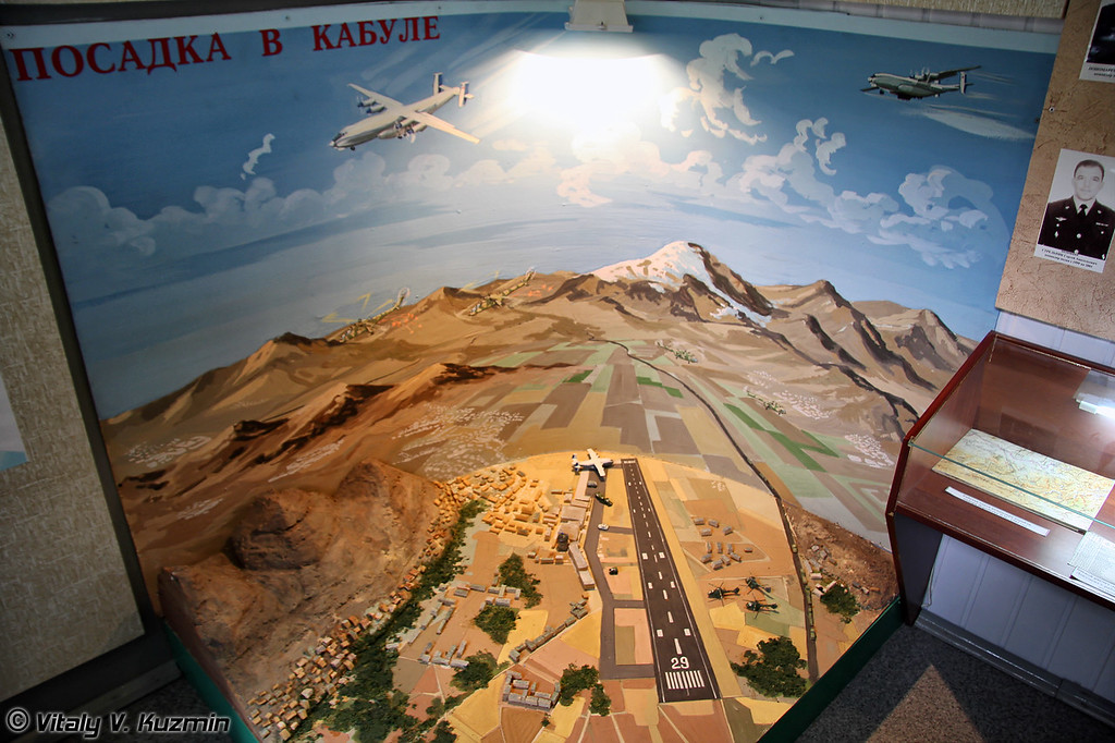Аэропорт Кабула (Kabul airport)