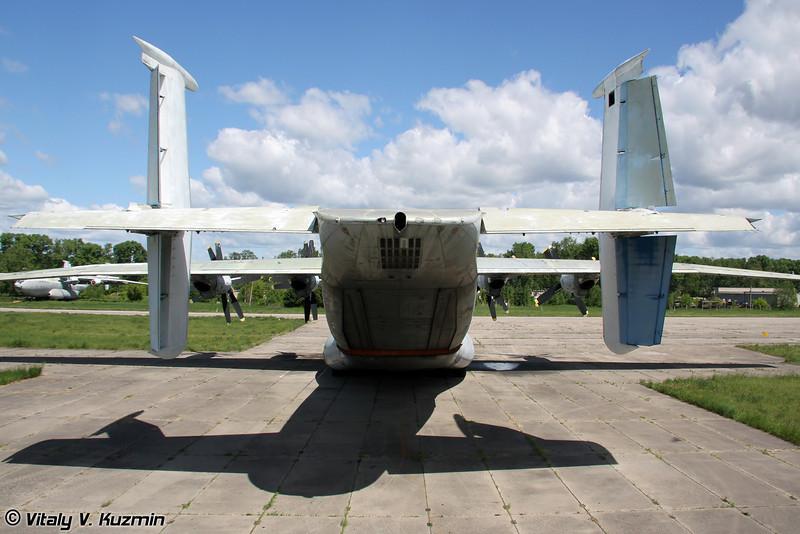 Ан-22 б/н RA-09339 (An-22 RA-09339 Black)