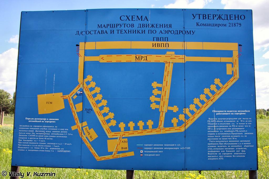 Авиабаза Мигалово (Migalovo airbase)
