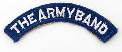 Militaria Patches