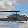 US Marines AH-1W SuperCobras Camp Pendelton #163946