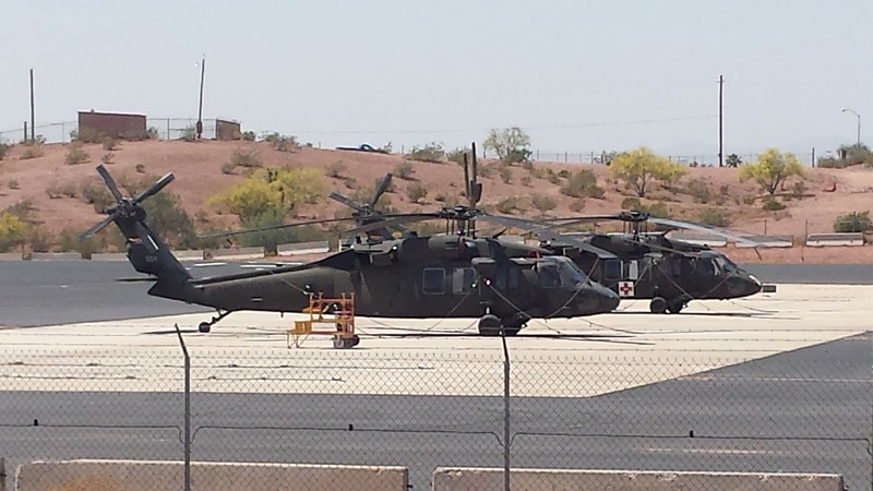 US Army National Guard UH-60 Blackhawk