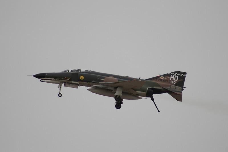 US Air Force F-4 Phantom