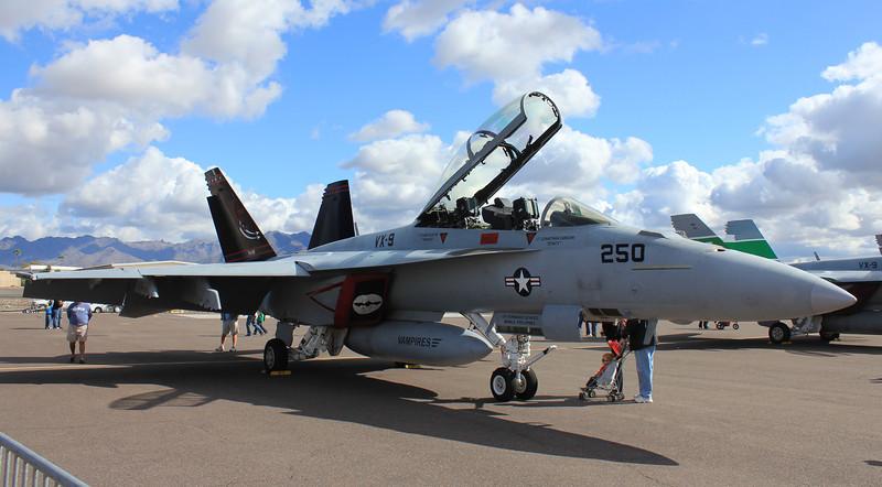 US Navy F-18 China Lake, CA