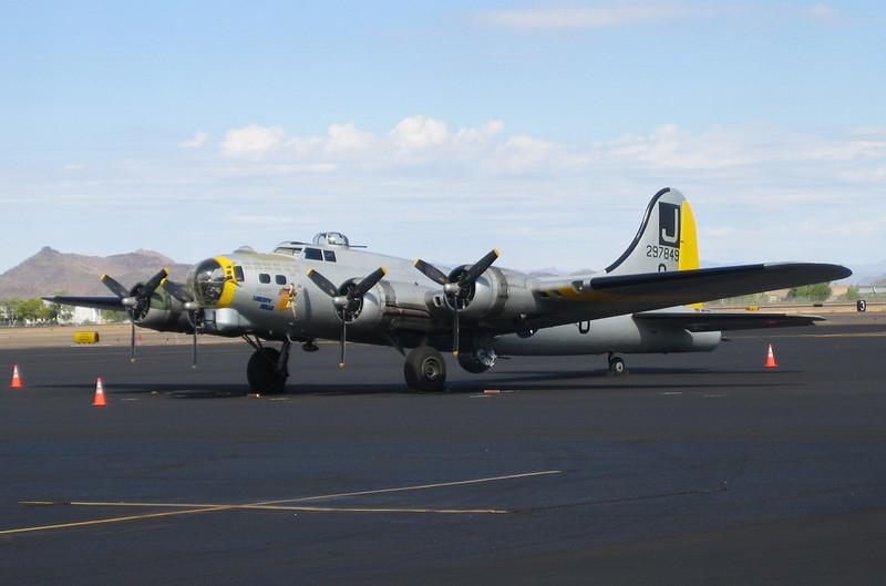 B-17 Liberty Belle #J297849