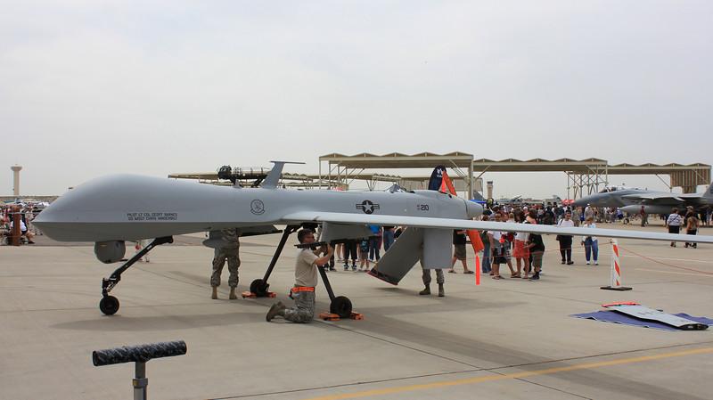 US Air Force MQ-1 Drone