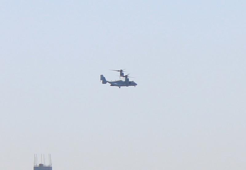US Marines V-22 Osprey