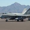 USN F18 Hornet #410 Edwards AFB, CA #164266