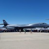 USAF B-1B Lancer Rockwell Ellsworth AFB, SD