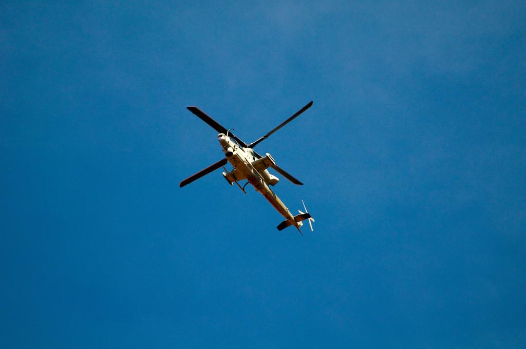 BELL AH-1 HUEYCOBRA<br /> Sedona, Arizona
