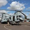 US Marines CH-46 Sea Knights