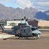 US Marines UH-1Y Huey Camp Pendelton #168402