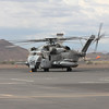 US Marines CH-53E #04 powering up
