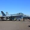 USN F18 Hornet #401 Edwards AFB, CA