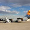 US Air Force KC-135 161st NG Copper Heads