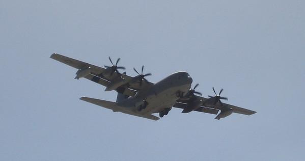 San Diego, CA - C-130 Hercules