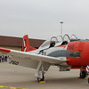 US Navy 1955 North American Trojan T-28B
