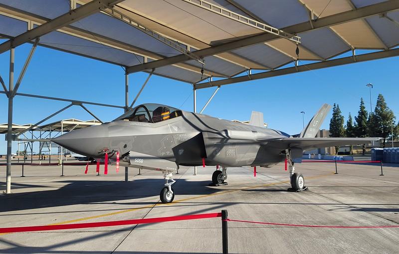 USAF F-35 Lightning II Luke AFB, AZ