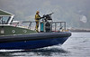 Royal Marines Launch 'Mull' off Rhu Spit - 15 September 2021