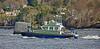 Royal Marines Launch 'Rona' off Rhu Spit - 3 March 2020