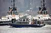 Royal Marines Patrol Boat 'Eorsa' off Rhu Spit - 13 April 2018