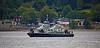 Royal Marines prepare to meet HMS Artful - 19 August 2015