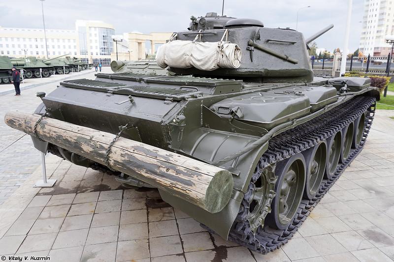 Танк Т-44М (T-44M)