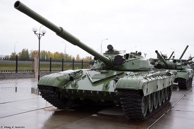 Танк Т-72 Урал (T-72 Ural)