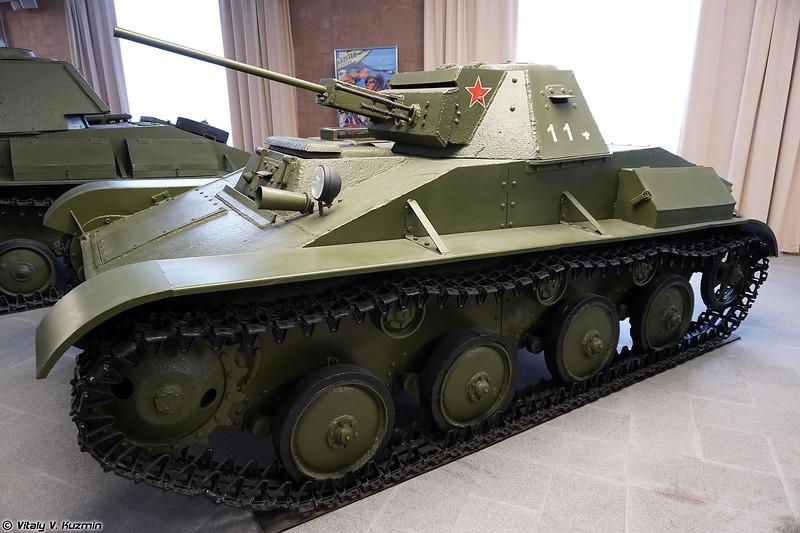 Легкий танк Т-60 (T-60 light tank)
