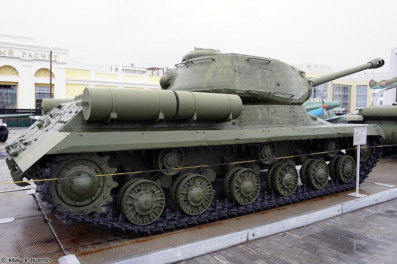 Тяжелый танк ИС-2М (IS-2M heavy tank)