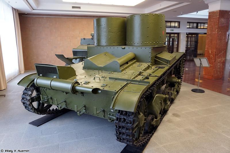 Т-26 образца 1931 г. (T-26 mod. 1931)