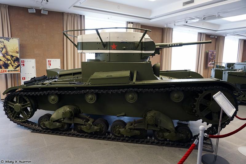 Т-26РТ образца 1933 г. (T-26RT mod. 1933)